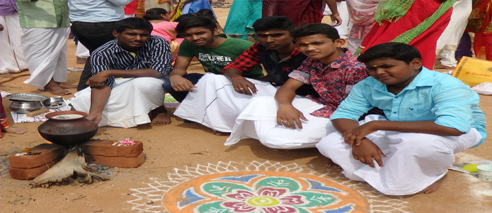 Boys-Pongal-Celebrations
